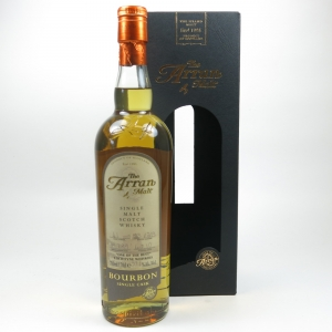 Arran 1999 Single Cask / Loch Fyne Whsikies Exclusive