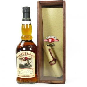 Old Pulteney Single Cask 15 Year Old Sherry Wood
