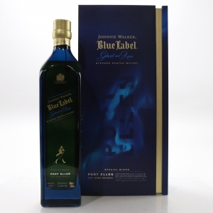 Johnnie Walker Blue Label Ghost and Rare 2nd Edition​ 75cl / Port Ellen