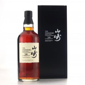 Yamazaki 25 Year Old 75cl / US Import