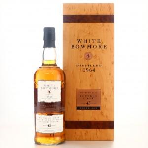 Bowmore 1964 White Bowmore 43 Year Old