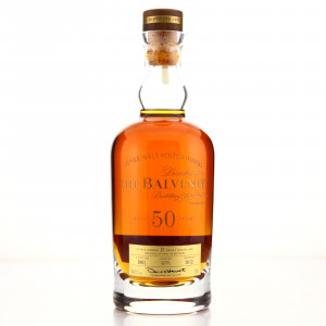 Balvenie 1962 Single Cask 50 Year Old #5576