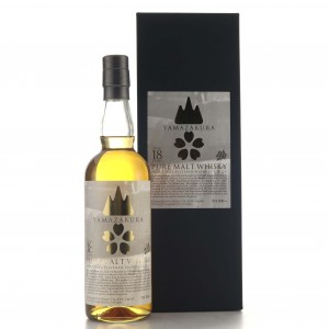 Yamazakura 18 Year Old Pure Malt