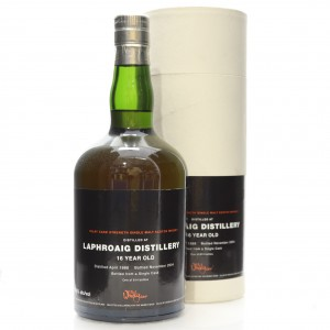 Laphroaig 1988 Whisky Shop 16 Year Old