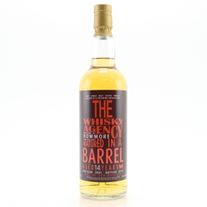 Bowmore 2001 Whisky Agency 14 Year Old