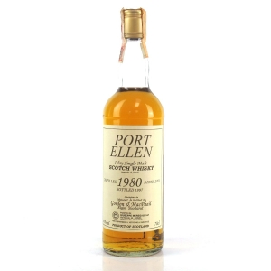 Port Ellen 1980 Gordon and MacPhail / Meregalli Import