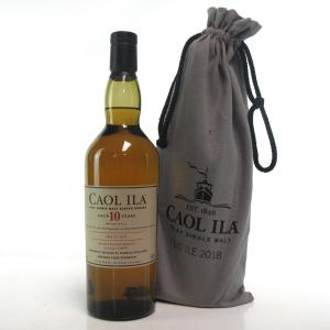 Caol Ila 10 Year Old / Feis Ile 2018