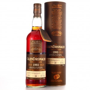 Glendronach 1993 Single PX Cask 19 Year Old #26 / UK Exclusive