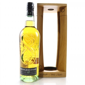 Highland Park 17 Year Old The Light