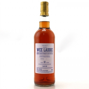 Bruichladdich 10 Year Old Private Cask #1609 / Wee Laddie
