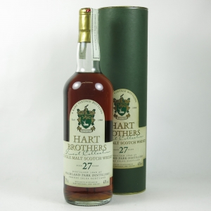 Highland Park 1968 Hart Brothers 27 Year Old front