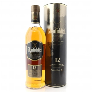 Glenfiddich 12 Year Old Caoran Reserve
