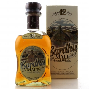 Cardhu 12 Year Old Pure Malt 75cl