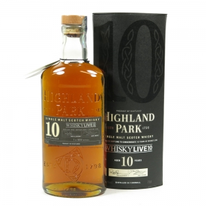 Highland Park 1999 Whisky Live 10 Year Old