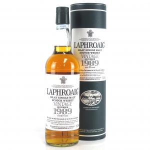 Laphroaig 1989 Feis Ile 2007 17 Year Old