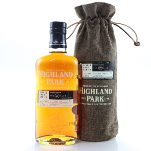 Highland Park 2006 Single Cask 11 Year Old #2132 / The W Club