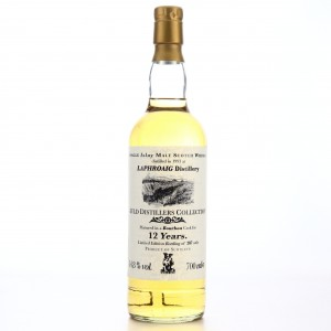 Laphroaig 1993 Jack Wiebers 12 Year Old / Auld Distillers Collection