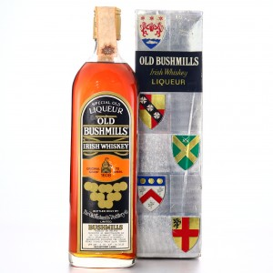 Old Bushmills Special Old Liqueur Irish Whiskey 1970s