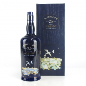 Bowmore 25 Year Old The Gulls 75cl / US Import