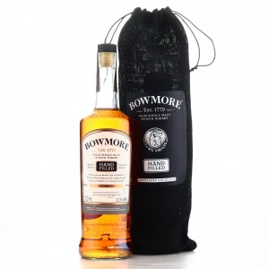 Bowmore 2009 Hand Filled 10 Year Old Cask #1590 / Virgin Oak