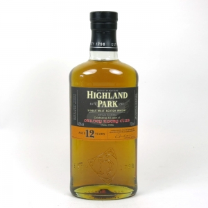 Highland Park 12 Year Old Orkney Rugby Clu