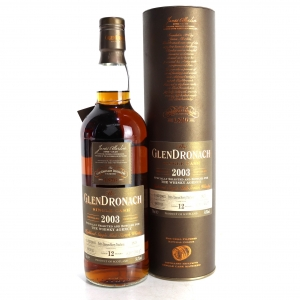 Glendronach 2003 Single Cask 12 Year Old #1825 / The Whisky Agency