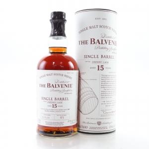 Balvenie 15 Year Old Single Barrel #11323 / Sherry Cask