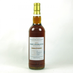Port Charlotte 2002 Smith Reserve 7 Year Old front