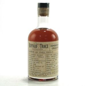 Buffalo Trace 1997 Experimental Collection 11 Year Old 37.5cl / Double Barreled