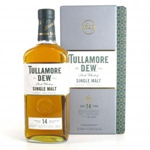 Tullamore Dew 14 Year Old Single Malt