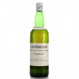 Laphroaig 10 Year Old circa 1970s / German Import