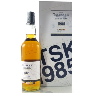 Talisker 1985 Maritime Edition 27 Year Old