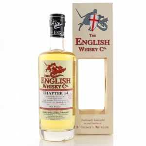 English Whisky Co 2009 Not Peated 5 Year Old / Chapter 14
