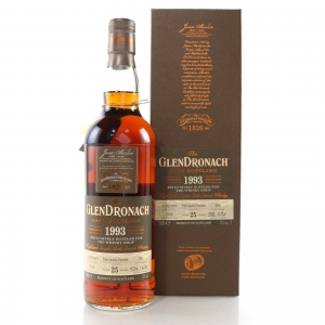 Glendronach 1993 Single Cask 25 Year Old #365 / The Whisky Shop