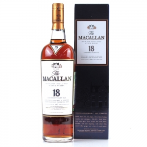Macallan 18 Year Old 1997