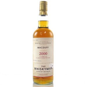 Macduff 2000 The Whiskyman 12 Year Old