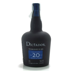 Dictador 20 Year Old Columbian Rum