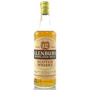 Glenburn 12 Year Old Highland Malt 1980s