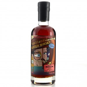 Macallan 25 Year Old That Boutique-y Whisky Company Batch #5