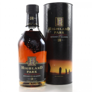 Highland Park 18 Year Old 1990s