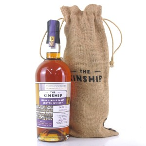 Caol Ila Hunter Laing 33 Year Old / Kinship