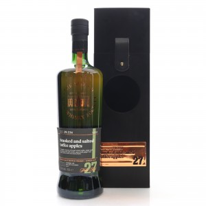 Laphroaig 1999 SMWS 27 Year Old 29.234