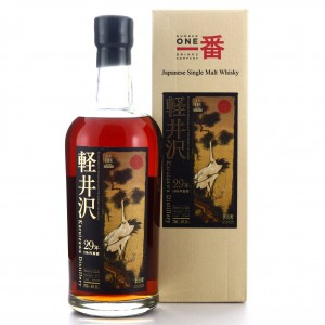 Karuizawa 1984 Single Cask 29 Year Old #3662 / Shinanoya and TWE Exclusive