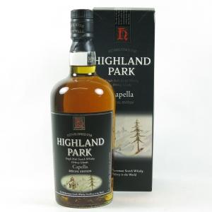 Highland Park Capella front