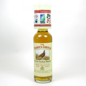 Famous Grouse including glass