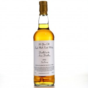 Arran 1995 Private Cask 20 Year Old #337