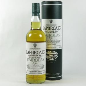 Laphroaig Cairdeas Origin Feis Ile 2012 front