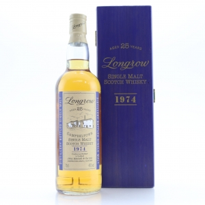 Longrow 1974 25 Year Old