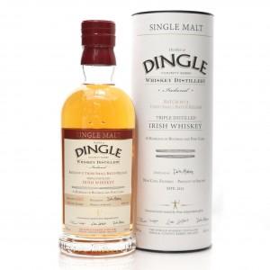 Dingle Small Batch Single Malt No.3 / Bourbon & Port Casks