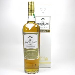 Macallan Gold Front